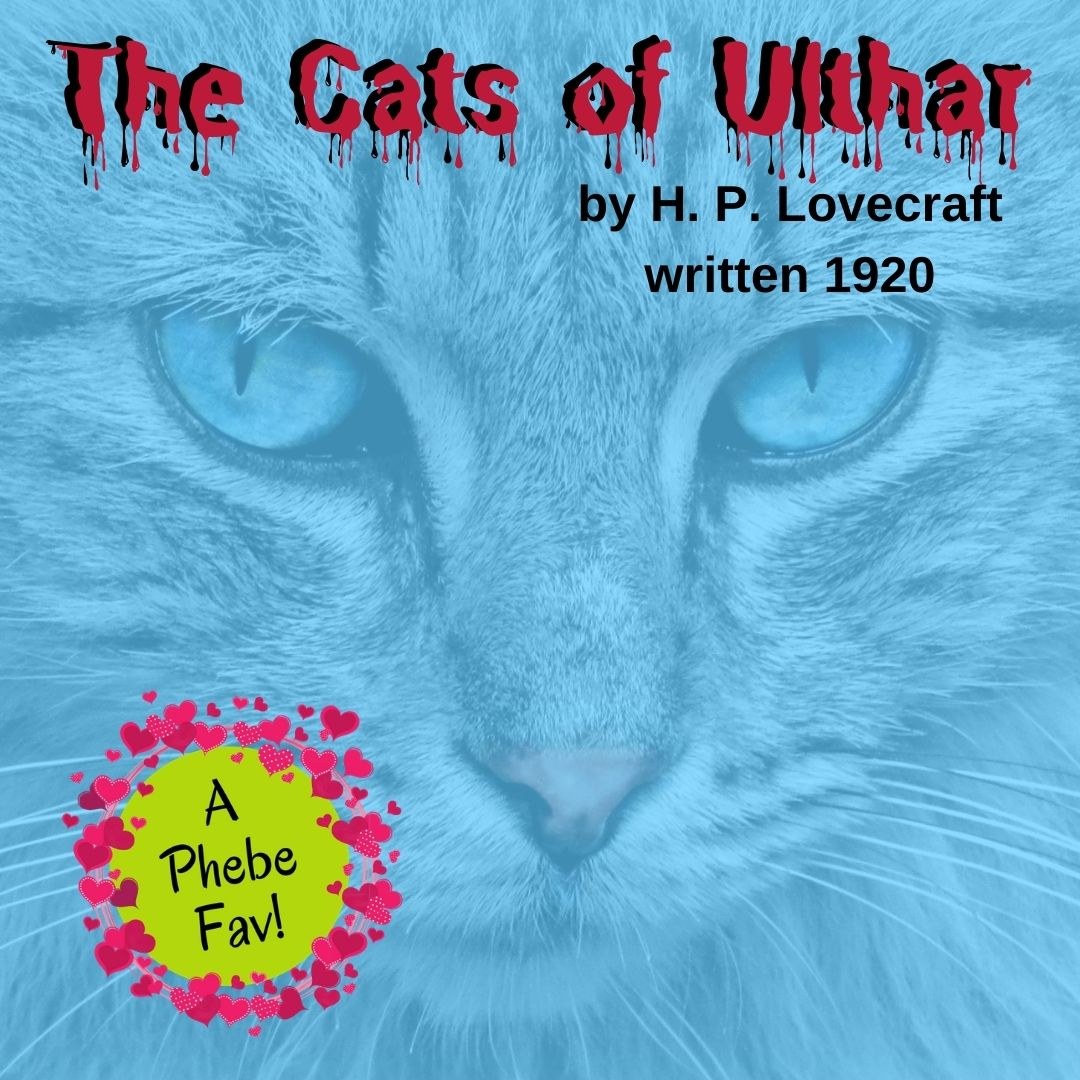 Website featured photo for The Cats of Ulthar on The Literary Catcast Podcast